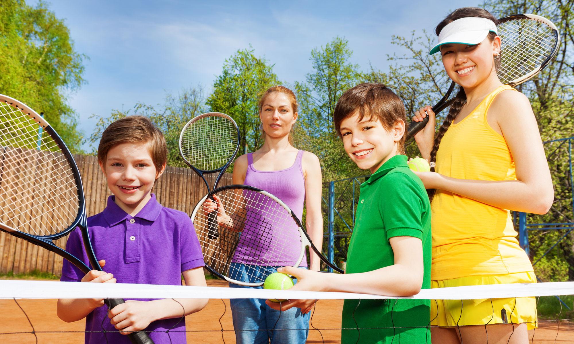 Tennis is voor iedereen